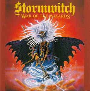Stormwitch: War Of The Wizards (CD) - Bild 1
