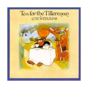 Cat Stevens: Tea For The Tillerman - Cover