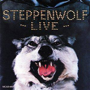 Steppenwolf: Live - Cover