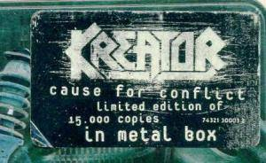 Kreator: Cause For Conflict (CD) - Bild 6