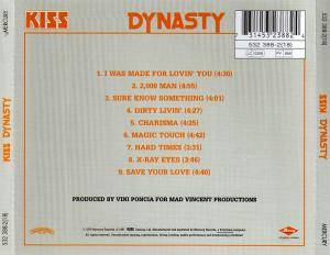 KISS: Dynasty (CD) - Bild 4