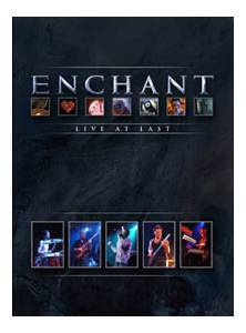 Cover - Enchant: Live At Last