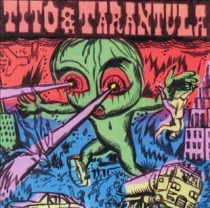 Cover - Tito & Tarantula: Hungry Sally & Other Killer Lullabies