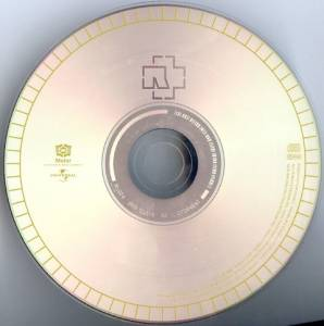Rammstein: Ich Will (Single-CD) - Bild 3