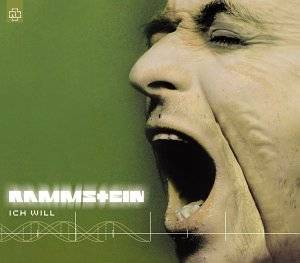 Rammstein: Ich Will (Single-CD) - Bild 1