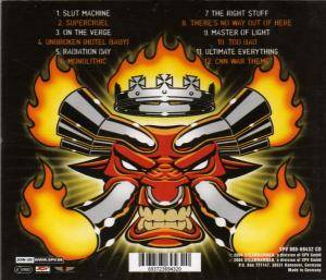 Monster Magnet: Monolithic Baby! (CD) - Bild 2