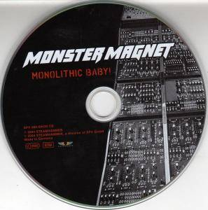 Monster Magnet: Monolithic Baby! (CD) - Bild 3
