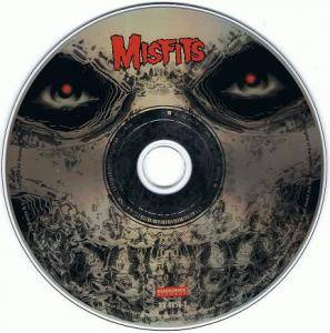 Misfits: Famous Monsters (CD) - Bild 3