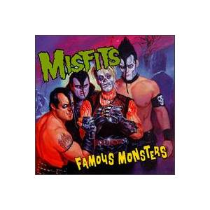 Misfits: Famous Monsters (CD) - Bild 1