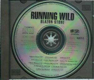 Running Wild: Blazon Stone (CD) - Bild 4