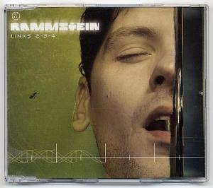 Rammstein: Links 2-3-4 (Single-CD) - Bild 2
