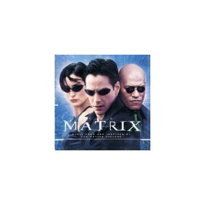 Matrix - Music From The Motion Picture, The - Cover