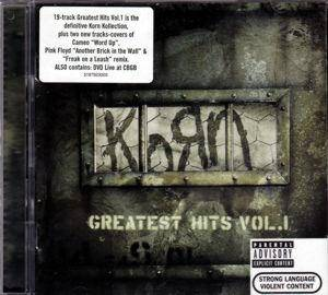 KoЯn: Greatest Hits Vol. 1 (CD + DVD) - Bild 1