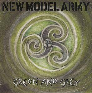 New Model Army: Green And Grey - Cover