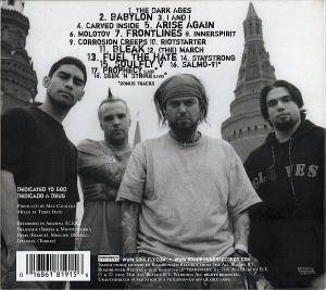 Soulfly: Dark Ages (CD) - Bild 2
