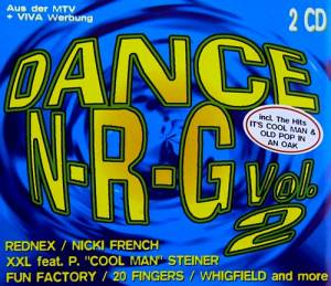 Cover - Nicki French: Dance N-R-G Vol. 2