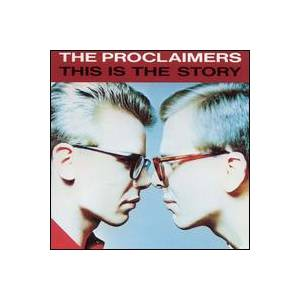The Proclaimers: This Is The Story - Cover