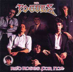 The Pogues: Red Roses For Me - Cover