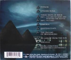 Therion: Lemuria (CD) - Bild 2