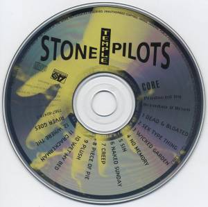 Stone Temple Pilots: Core (CD) - Bild 3