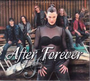 After Forever: Remagine - Cover