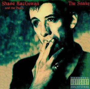 Shane MacGowan & The Popes: Snake, The - Cover