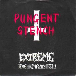 Cover - Pungent Stench: Extreme Deformity