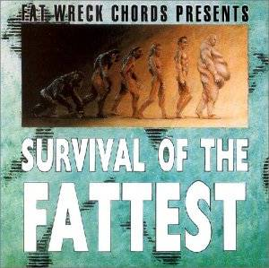 Fat Music Vol. II - Survival Of The Fattest (CD) - Bild 1