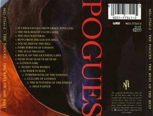 The Pogues: The Rest Of The Best (CD) - Bild 2