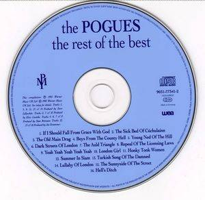The Pogues: The Rest Of The Best (CD) - Bild 3