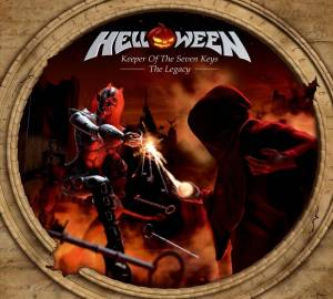Helloween: Keeper Of The Seven Keys - The Legacy (2-CD) - Bild 1