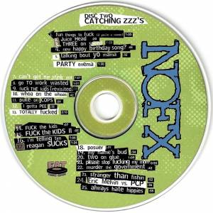NOFX: 45 Or 46 Songs That Weren't Good Enough To Go On Our Other Records (2-CD) - Bild 4