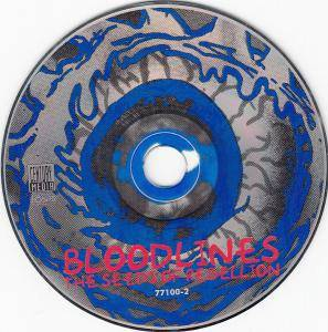 Bloodlines - The Seeds Of Rebellion (CD) - Bild 3