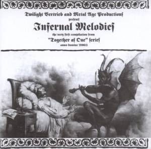 Cover - Uhrilehto: Infernal Melodies