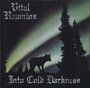 Cover - Vital Remains: Into Cold Darkness