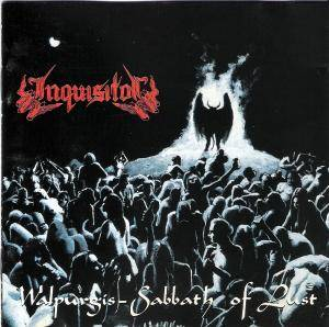 Inquisitor: Walpurgis - Sabbath Of Lust - Cover