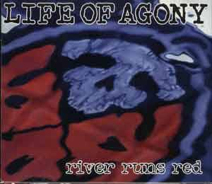 Cover - Life Of Agony: River Runs Red