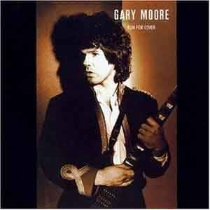 Cover - Gary Moore: Run For Cover