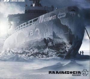 Rammstein: Rosenrot (CD + DVD) - Bild 1