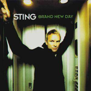 Sting: Brand New Day - Cover