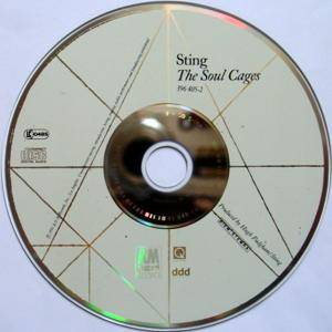 Sting: The Soul Cages (CD) - Bild 3