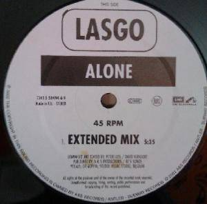 Lasgo: Alone - Cover