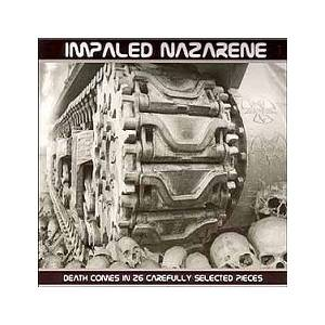Impaled Nazarene: Death Comes In 26 Carefully Selected Pieces - Cover