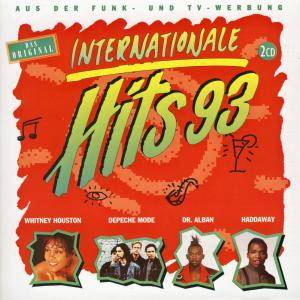 Cover - Amadin: Internationale Hits 93