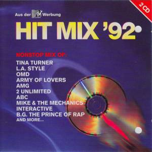 Cover - Overlords, The: Hit Mix '92
