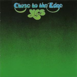 Yes: Close To The Edge - Cover