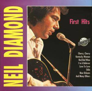 Neil Diamond: First Hits - Cover