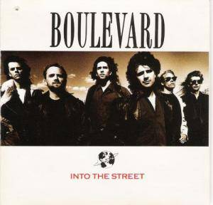Boulevard: Into The Street - Cover