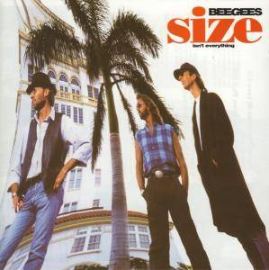 Bee Gees: Size Isn't Everything - Cover