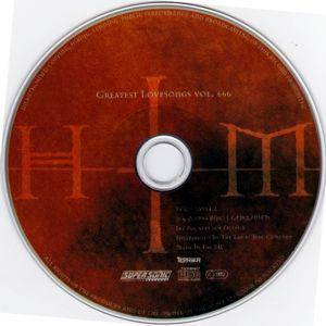 HIM: Greatest Lovesongs Vol. 666 (CD) - Bild 3